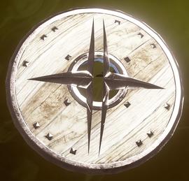 Укрепленный щит (крафт)