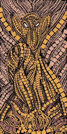 Эльгархан (мозайка)