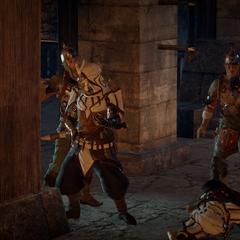 Venatori von Inquisitionssoldaten getötet