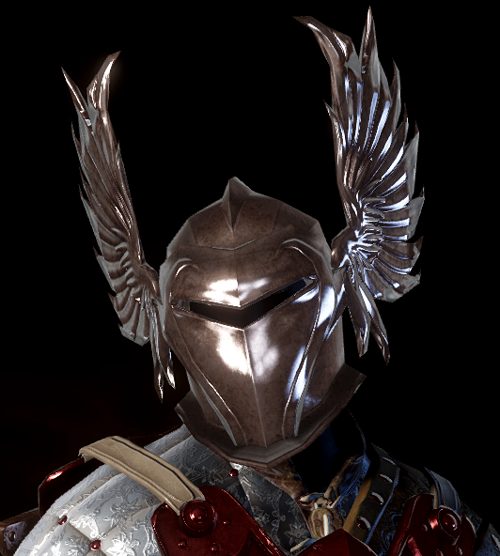 how to make inquisitor helmet