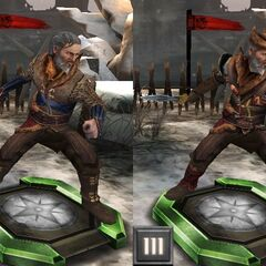 Arl Eamon in <i>Heroes of Dragon Age</i>
