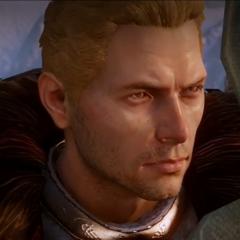 Cullens vernichtender Blick für einen Soldaten der in der Romanze stört