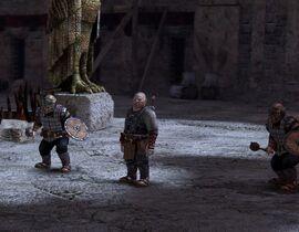 Dougal Gavorn ambush