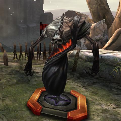 An Ash Wraith in <i><a href=