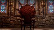 Skyhold Throne