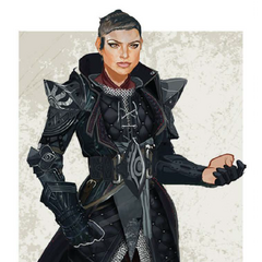 Cassandra in World of Thedas Vol 2