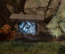 Steinerne Träume - Die Höhle