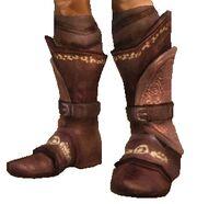 Кольчужные ботинки