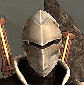 Сильверитовый шлем кавалера