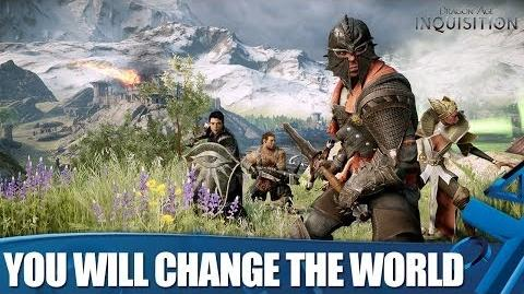 How you will shape the world of Dragon Age Inquisition