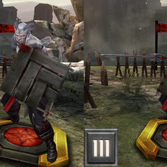 Tier progression for a Sten from Heroes of Dragon age