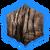 Тронутая Тенью шкура большого медведя (иконка)