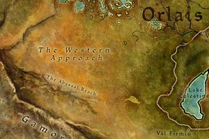 Area - Western Approach
