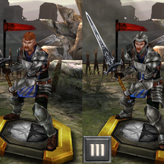 Krieger der Grauen Wächter in <i>Heroes of Dragon Age</i>
