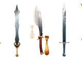 Длинные мечи (Origins)