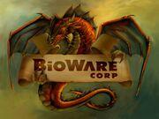 Logo bioware dragon