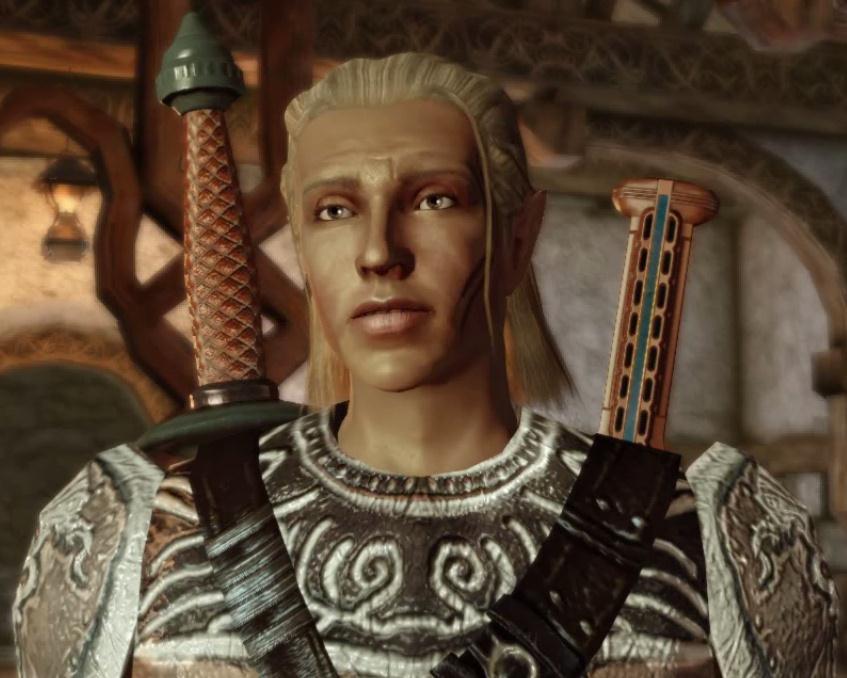 Dragon age origins codex