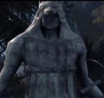 Statue des Krieges