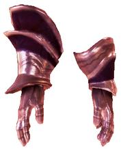 Тяжелые гномьи перчатки
