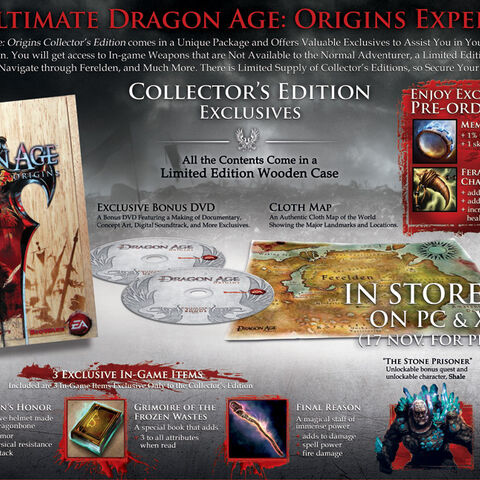 Dragon age: origins ultimate edition playstation 3: ps3 game.