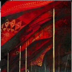 Tarotkarte des Bullen als Qun-Loyalist