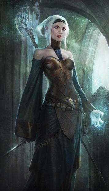 Dragon Age Origins Concept Art Robes