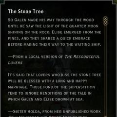 The Stone Tree Landmark Landmark
