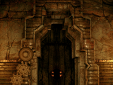 Rune-Warded Gate of Segrummar