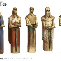 Chantry sculptures concept 1