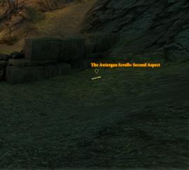 The Awiergan Scrolls Second Aspect