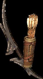 Бассрат-ката (длинный лук) (Dragon Age II)