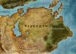 Карта Ферелдена