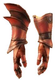 Тяжелые кольчужные перчатки