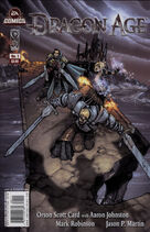 Dragon Age Comic