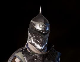 Ферелденский солдатский шлем