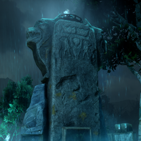 Rune before activation