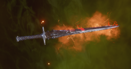 Рыцарский охотничий клинок