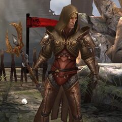 Abelas in <i>Heroes of Dragon Age</i> (Tier IV)