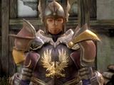 Warden Commander armor set