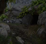 Karte einer Ackerland-Höhle - Die Höhle