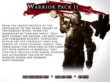 Warrior Item Pack II