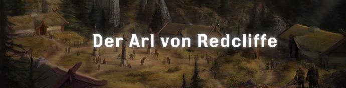 Der Arl von Redcliffe - Font