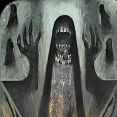 Tarotkarte des Dämons der Verzweiflung