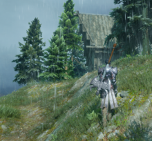 Die Hütte des Abtrünnigen
