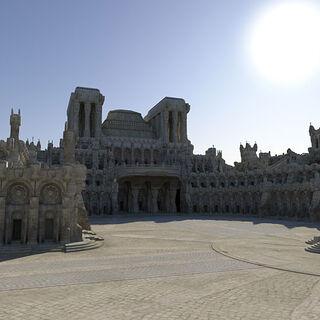 Wielka Katedra od frontu