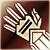 Средние перчатки (медные)