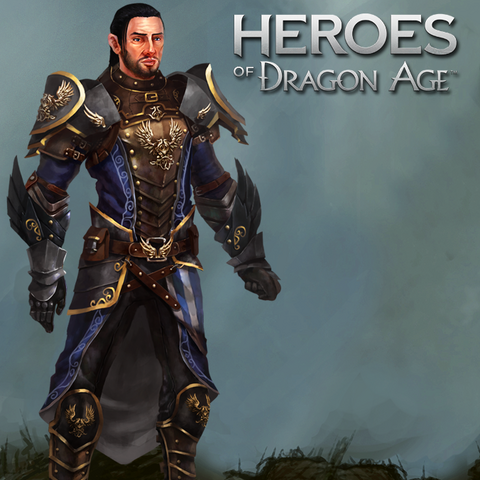 Riordan in Heroes of Dragon Age