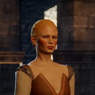 Anora w Inkwizycji