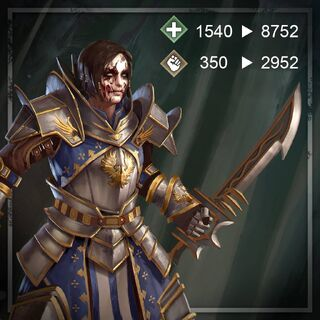 Sophia in Heroes of Dragon Age