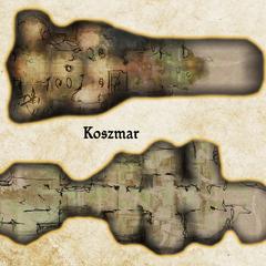 Mapa: koszmar